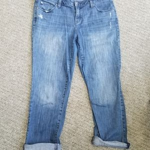 Apt 9 jean capris  size 10